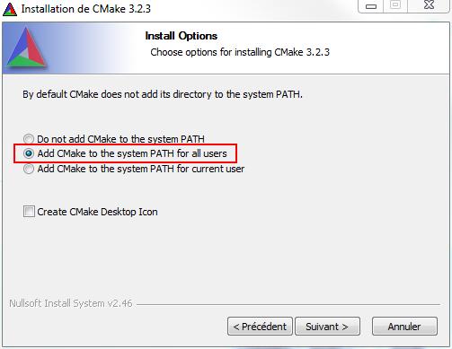Building tools (CMake, MinGW, Visual Studio) — OpenCV 3 0 documentation